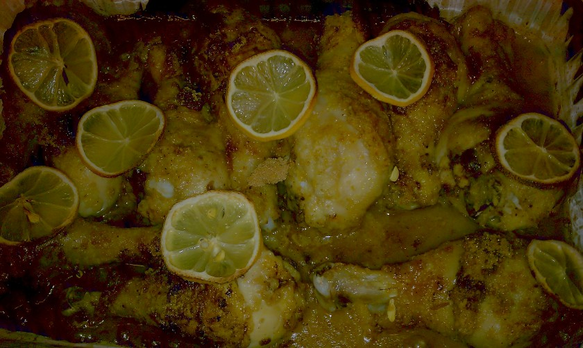 Lemon Chicken recipe from the Silver Palate
